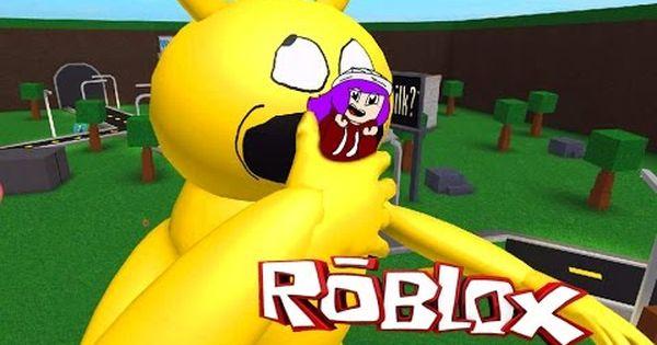 roblox pikachu hungry escape games fat walmart play guy