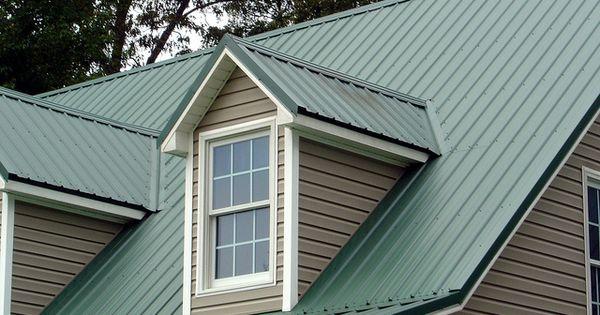 Green Standing Seam Roof Standing Seam Roof Metal Roof