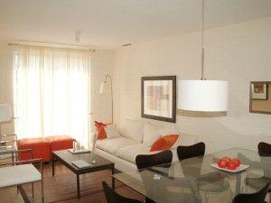 Un espacio compartido, living-comedor   Decoración de ...