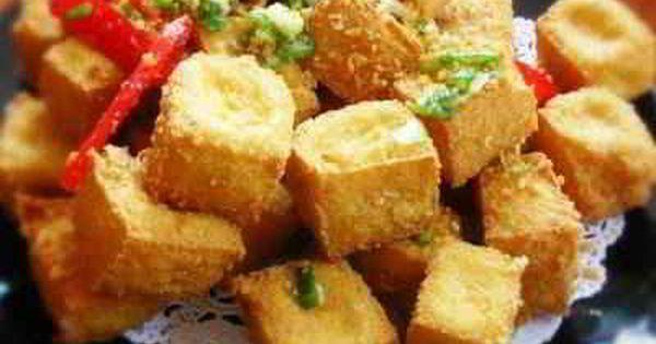 Tahu Brintik Simak Rahasia Cara Membuat Video Resep Tahu Brintik Crispy Saus Mayonaise Khas Sajian Sedap Krispi Bandung Surabaya Food Deep Fried Tofu Recipes