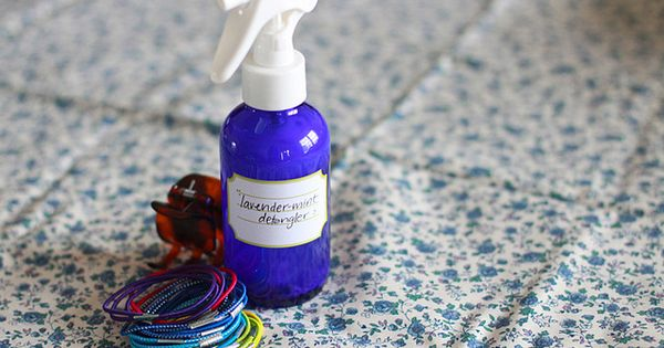 how to make a hair detangler