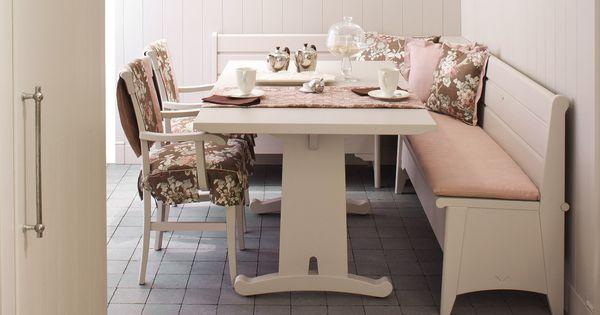 Mobili per cucina in legno collezione english mood - Cucine con panca ...
