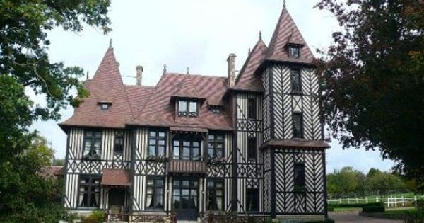picture of 17 bedroom french chateau in deauville lower