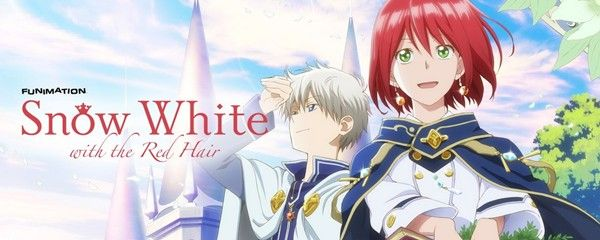 Snow White With The Red Hair Snow White With The Red Hair Red Hair Anime Shows