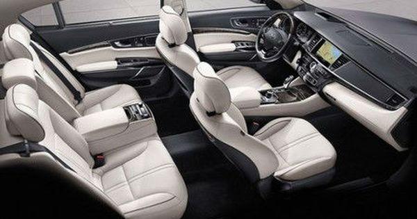 2017 Kia K7 Interior Kia Motors Kia Super Sport Cars
