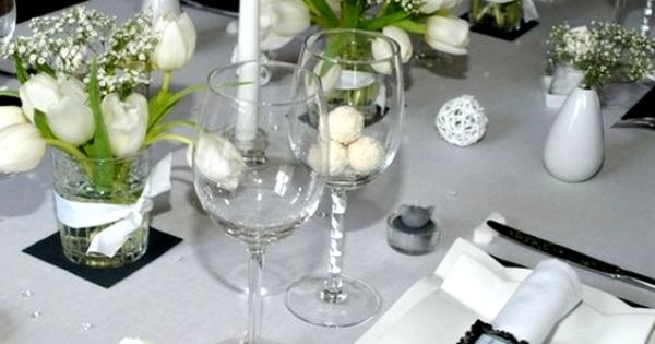 Printemps d cos communion pinterest d co de table de mariage table de - Comment faire une decoration de table ...