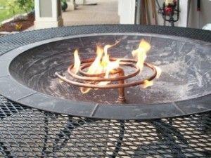 33 Diy Fire Pit Ideas Diy Gas Fire Pit Diy Propane Fire Pit Fire Pit Backyard