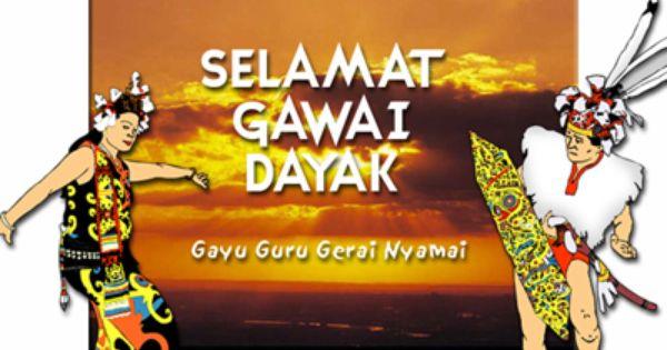 Masterwordsmith Unplugged Wishing Sarawakians Selamat Ari Gawai E Greetings Harvest Festival Happy Mothers