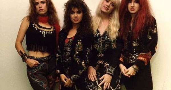 80 S Girl Bands Bangles This All Girl Band Was Formed In border=