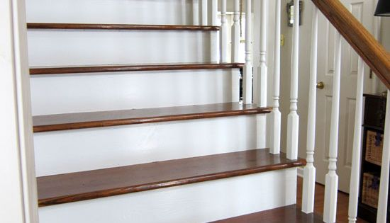 My Foyer Staircase Reveal : My foyer staircase makeover reveal more