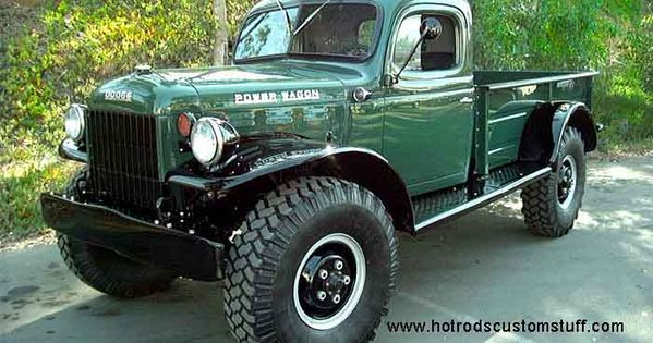 1961 Dodge Power Wagon Craigslist Autos Post