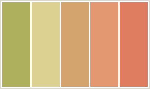Colorcombo289 green and red are complementary colors - What colors compliment sage green ...