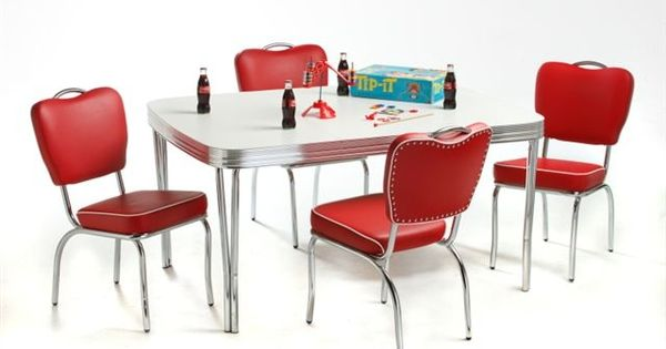 Dinnettes acme chrome dinettes furniture manufacturer for Dining chair manufacturers