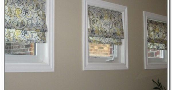 Nice small basement window curtains 6 nice small basement for Window coverings for small basement windows
