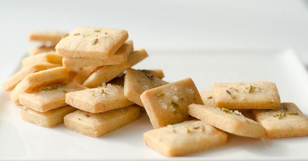 Parmesan Shortbread with Fennel and Sea Salt | Recipe | Recipes ...