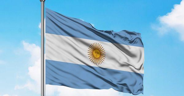 Bendera Argentina Bendera Argentina