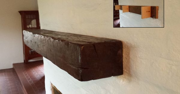 Floating Mantel Shelf With Mounting Bracket Call For
