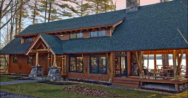 The House Plan Gray Metal Roof Green Hardie Board Siding