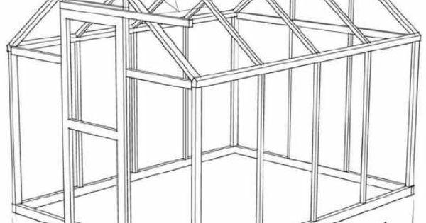 janssens junior victorian greenhouse diagram  j
