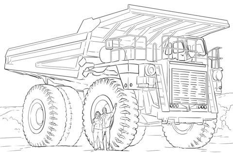 Malvorlagen Fur Muldenkipper Ausmalbild Kipper Ausmalbilder Kostenlos Zum Ausdru Truck Coloring Pages Monster Truck Coloring Pages Valentines Day Coloring Page