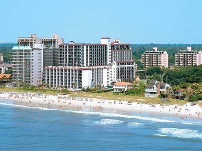 Grande Shores Ocean Resort Hotel Reviews And Deals Myrtle Beach Hotels Ocean Resort Myrtle Beach Resorts