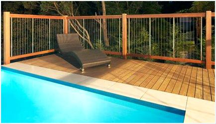 Sentrel Balustrades Cable Wood Railing Could Be Double Stacked