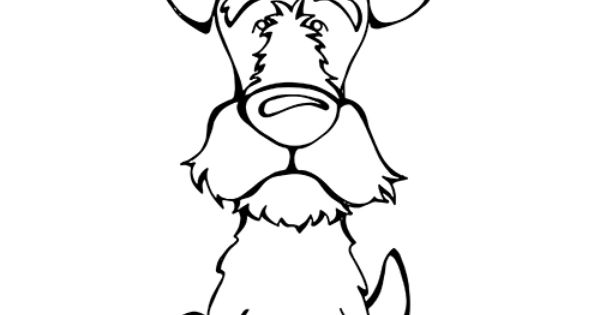 irish terrier coloring pages - photo#16