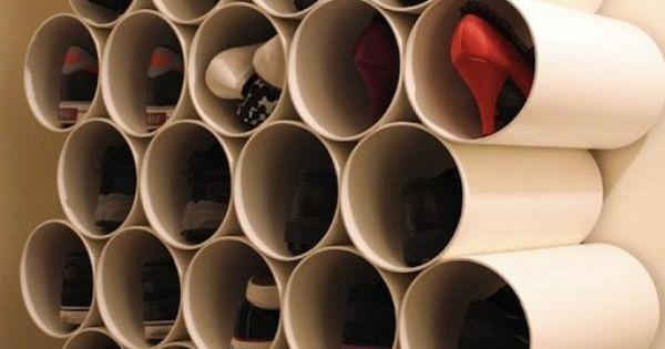 Soluciones de almacenaje para el calzado te encantar n - Soluciones de almacenaje ...