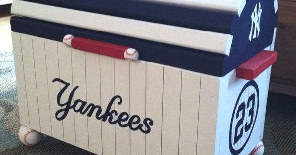 yankee stuff for kids bedrooms | Found on simplyblogging415.blogspot.com