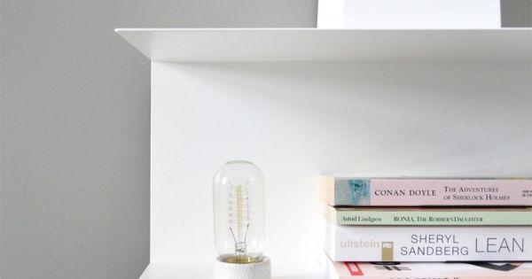 ikea hack diy nachttisch lampe mit dem sch nsten textilkabel der welt in grau nat rlich. Black Bedroom Furniture Sets. Home Design Ideas