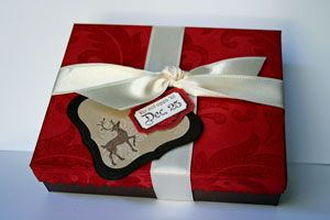 A2 Card Box Instructions Cute Idea To Fill With Handmade Thank