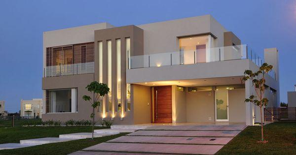 Casa franklin nordelta pcia buenos aires argentina - Arquitectos casas modernas ...