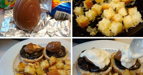 Cakespy: Cadbury Creme Eggs Benedict | Recipe | Egg Benedict, Eggs and ...