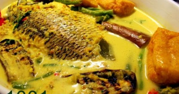 Pin Di Masakan Malay