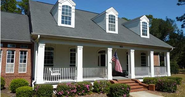 Beautiful Colonial Style Home Niceville Florida Homes Colonial