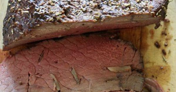 Garlic Lovers Roast Beef | Beef | Pinterest | Roast Beef, Roasts and ...
