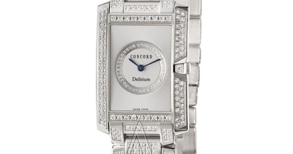Concord Delirium 0311766 Women's Quartz Watch