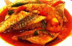 Resep Ikan Tongkol Pedas Resep Masakan Resep Masakan
