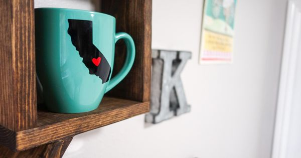 how to decorate coffee mugs by busy b boutique coffee. Black Bedroom Furniture Sets. Home Design Ideas