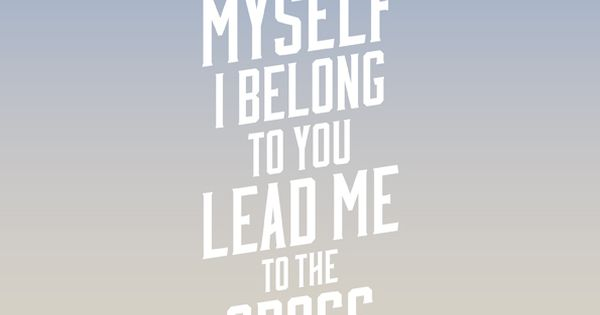 Lead Me To The Cross- Brooke Fraser (Hillsong) [ 2006 ] From