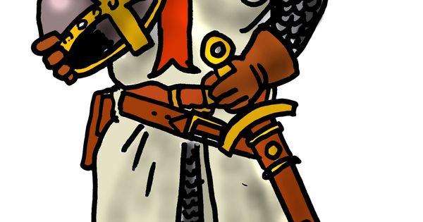 Chevalier templier knight chevalier pinterest - Cuisiner l omble chevalier ...