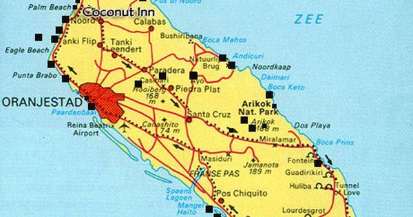 Aruba south pacific south america Adventuring the world