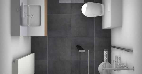 Ontwerp je eigen badkamer for Plan kleine badkamer