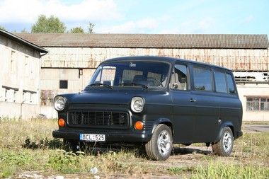 Ford Transit Mk1 With Images Ford Transit Ford Van Ford
