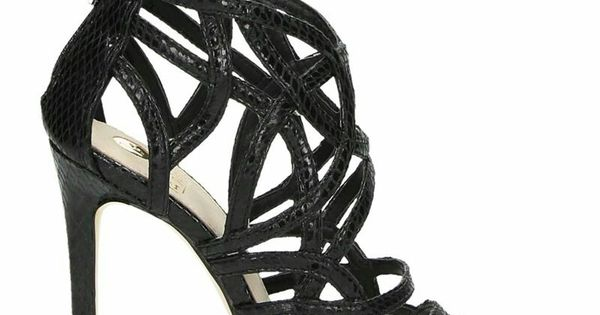 Leather sandals - photo