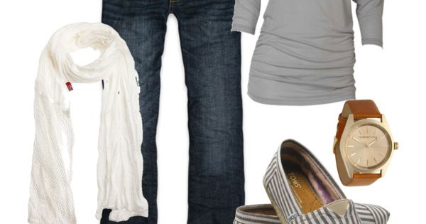 Casual Fashion Ideas for Women | Casual Outfit Ensemble for Casual Friday