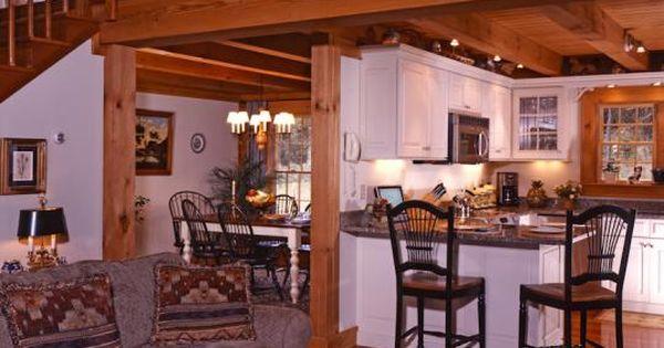 Sudbury Vt 10564 Log Home Real Log Homes Since 1963