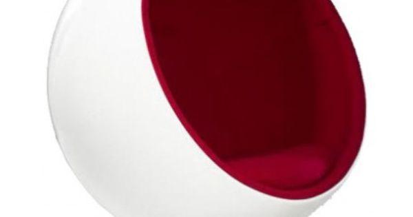 Location fauteuil boule style ann e 70 location de for Location de meuble paris