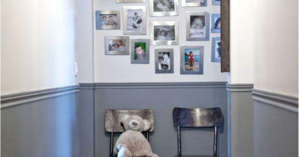 D co couloir long sombre troit 12 id es pour lui donner du style photo - Decoration couloir sombre ...