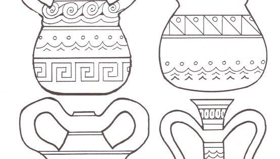 ancient greek vase shapes google greek history pinterest. Black Bedroom Furniture Sets. Home Design Ideas